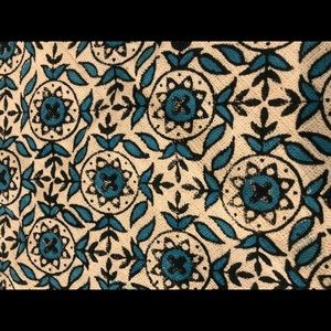 Table runner, from India